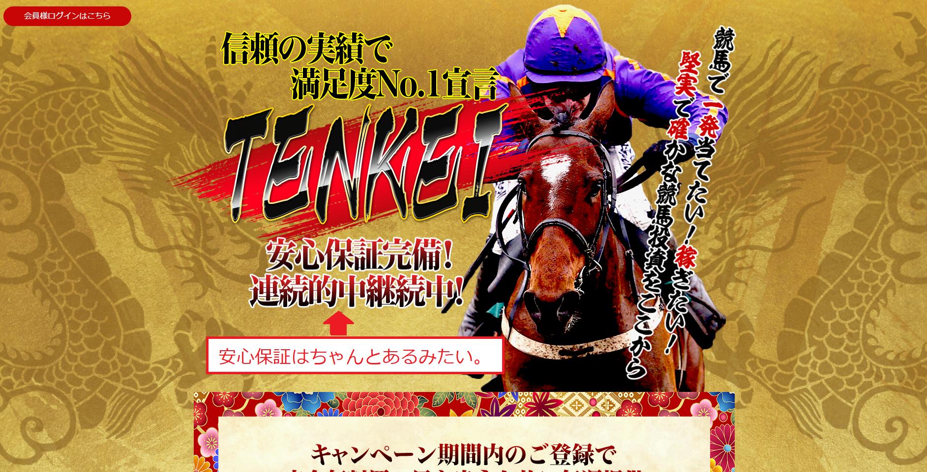 テンケイ(TENKEI)